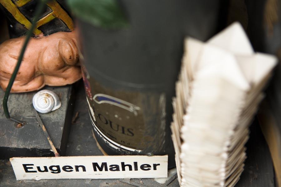 Eugen Mahler Auftakt
